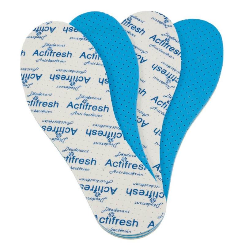 Antibakteriálne vložky do topánok FRESH