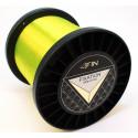 Vlasec na ryby FIN Strong Carp Fluo Žltá 5000m 0,32mm 19,4lb