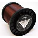 Vlasec na ryby Fin Method Feeder dark brown 5000m 0,14mm 4lb