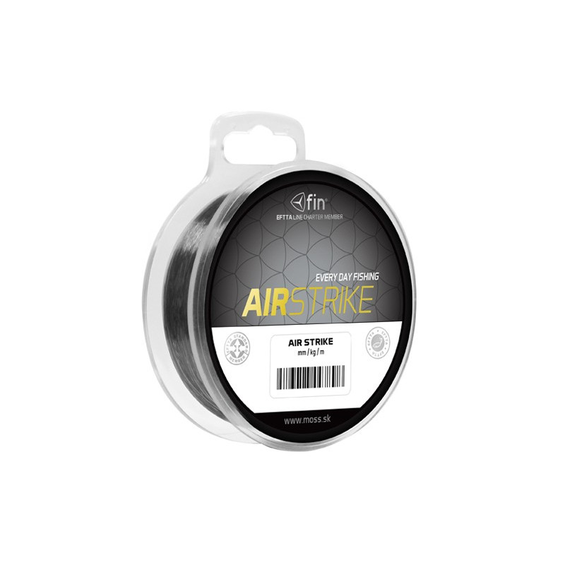 Vlasec na ryby FIN AIR STRIKE 150m 032mm 19,4lbs