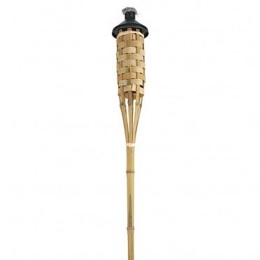 Fakla BT-MB060 • 0600 mm, bambusová, prepletaná