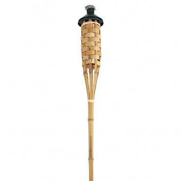 Fakla BT-MB150 • 1500 mm, bambusová, prepletaná