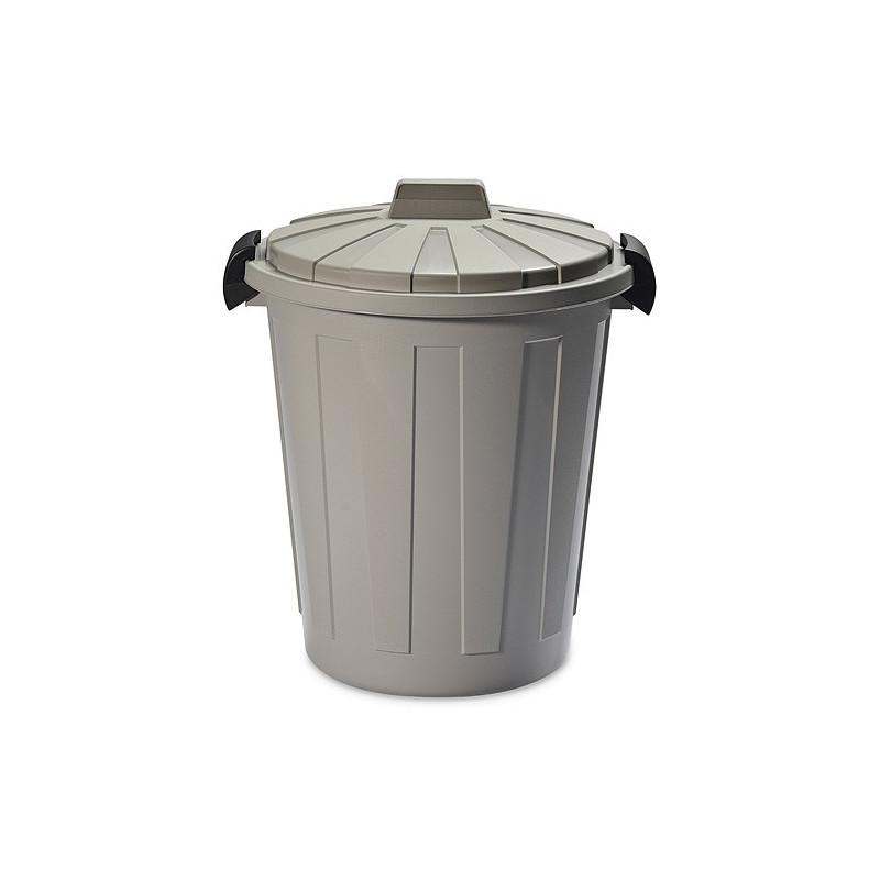 Kos DEAhome Ladybin 60 lit, šedý, na odpad