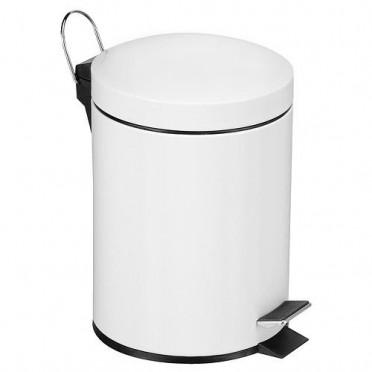 Kos Easyhome PD-19 05 lit, biely, s pedálom