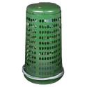 Kos na odpad ICS C455038 • 38(50)x80 cm, ONE, zelený