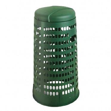 Kos na odpad ICS C455738 • 38(50)x80 cm, RECYCLED zelený