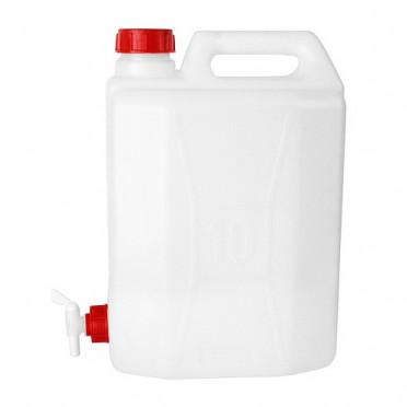 Bandaska na vodu 10 litrová s ventilom na ryby