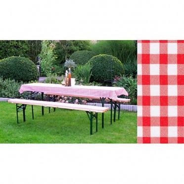 Súprava podušiek k skladaciemu setu stolu s lavicami 175 cm