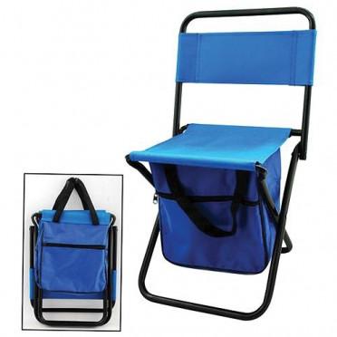 Praktická detská skladacia rybárska stolička 20x25x47 cm