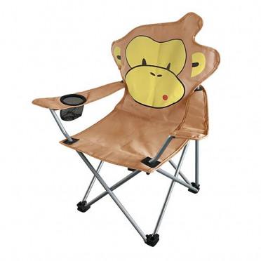 Detská skladacia stolička na rybačku Monkey