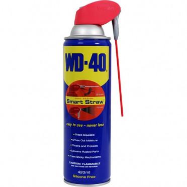 Mazací olej v spreji WD-40® 450 ml Smart Straw®