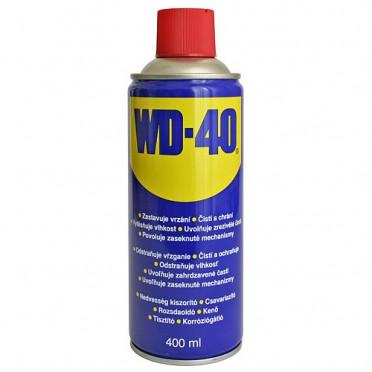 Mazací olej v spreji WD-40® 400 ml