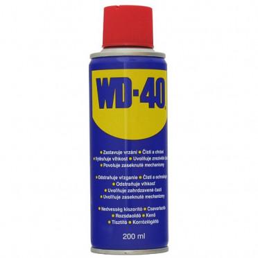 Mazací olej v spreji WD-40® 200 ml