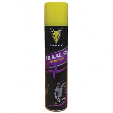 Mazací olej v spreji Coyote Silkal 300 ml