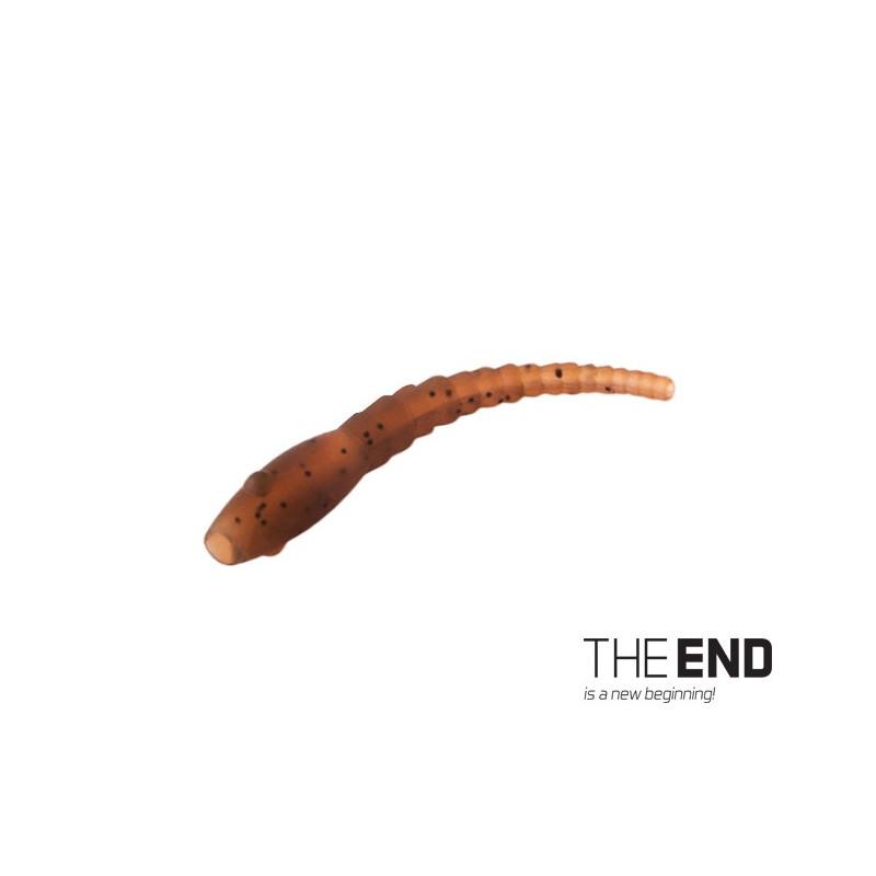 Vlasové rovnátko WORMER THE END / 6ks G-ROUND