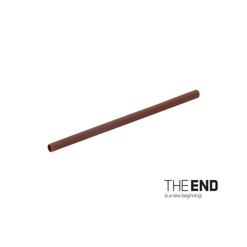 Zmršťovacia bužírka THE END / 50ks 1,6 x 43mm / G-R balenie 5ks