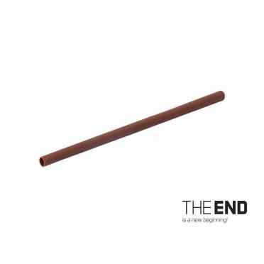 Zmršťovacia bužírka THE END / 50ks 1,6 x 43mm / G-R