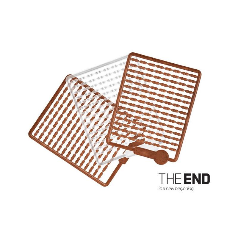 Zarážka Method THE END / 360ks G-ROUND + transp balenie 5ks