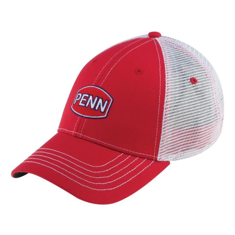 Rybárska šiltovka PENN Hat Red