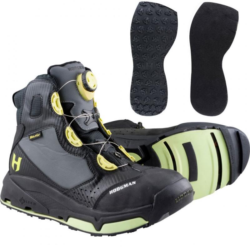 Rybárska obuv AESIS H-LOCK WADE BOOT WDTEC STUD