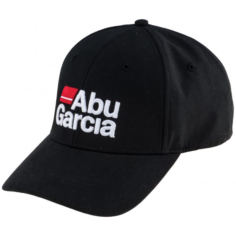 Rybárska šiltovka Abu Garcia Black Cap