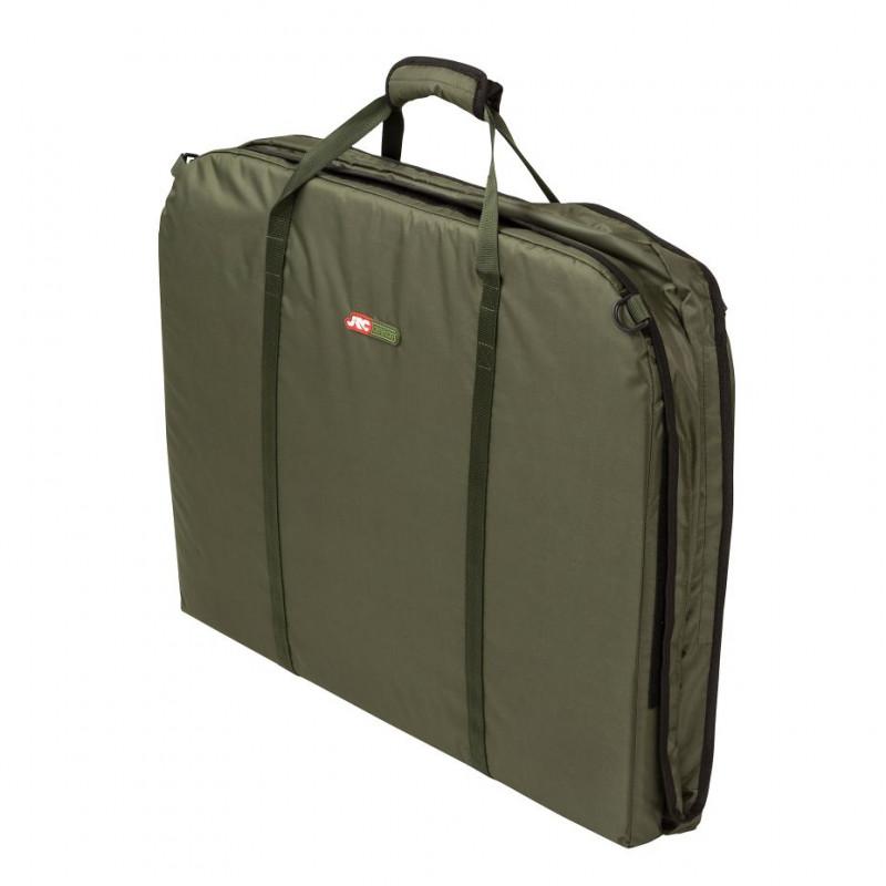 Sada sieťka a podložka JRC Defender Flat Fold Mat & Sling Sack