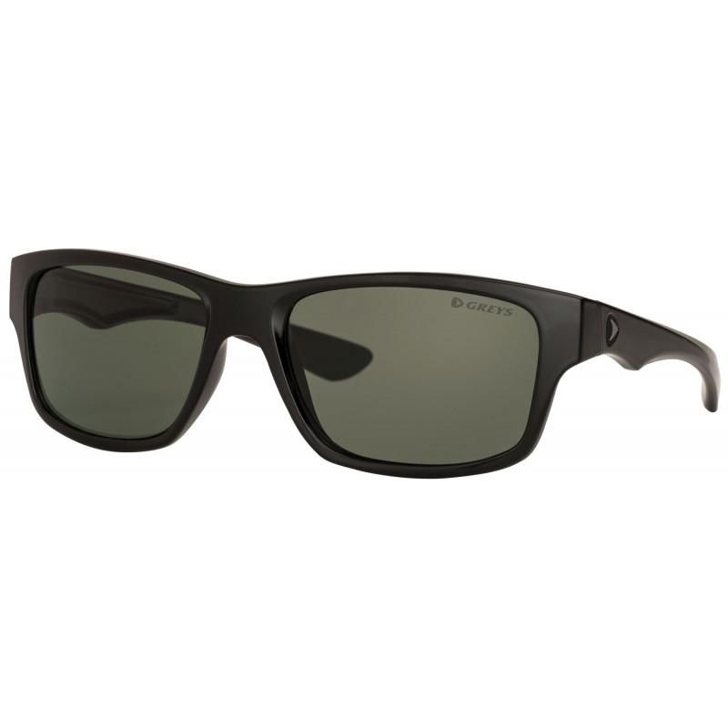 Slnečné rybárske okuliare Greys G4 čierne