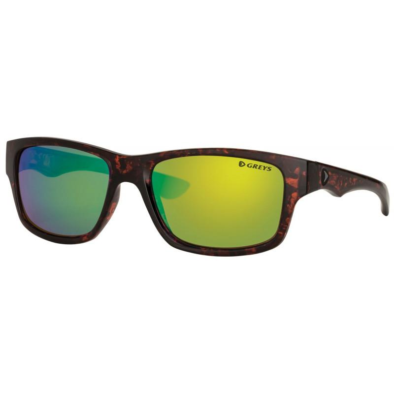 Slnečné rybárske okuliare Greys G4 zelené
