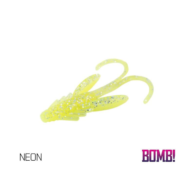 Umelá nástraha BOMB! Nympha / 10ks 2,5cm/NEON 2ks v balení