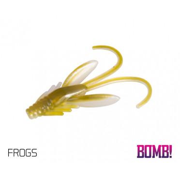 Umelá nástraha BOMB! Nympha / 10ks 2,5cm/FROGS