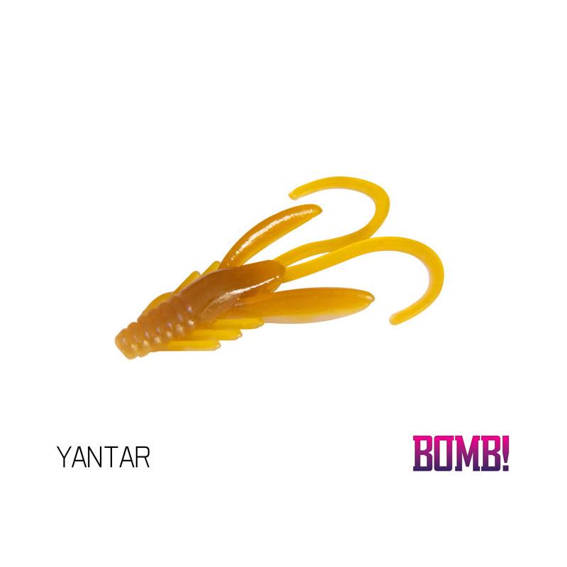 Umelá nástraha BOMB! Nympha / 10ks 2,5cm/YANTAR