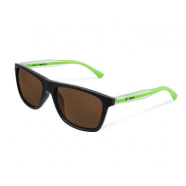 Polarizačné okuliare Delphin SG TWIST hnedé sklá