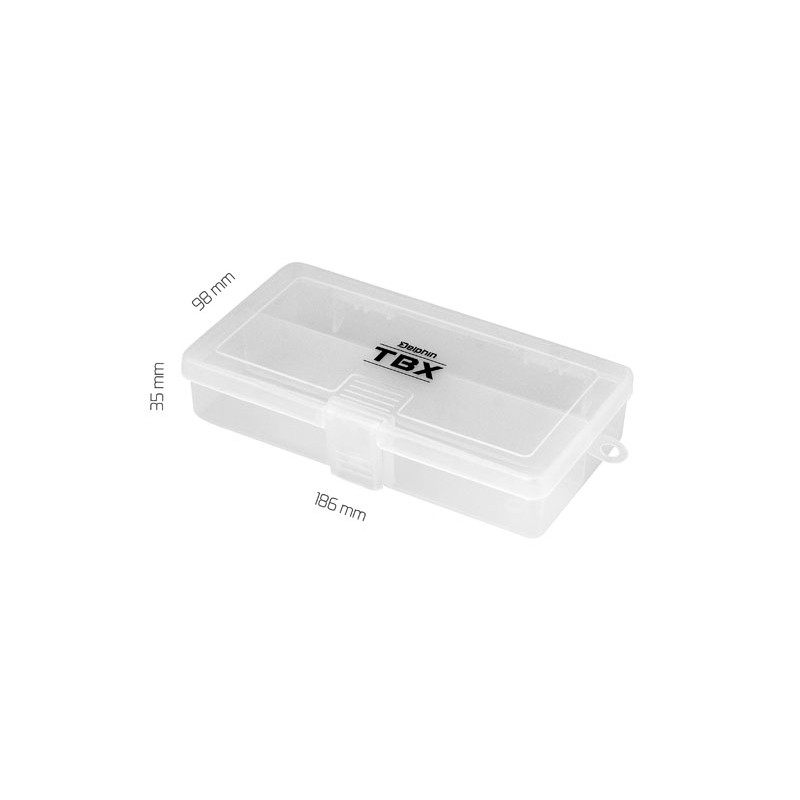 Krabica Delphin TBX One 186-2P 186x98x35mm 2ks v balení