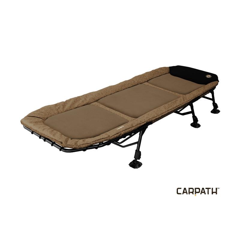 Posteľ na rybačku Delphin GT6 Carpath