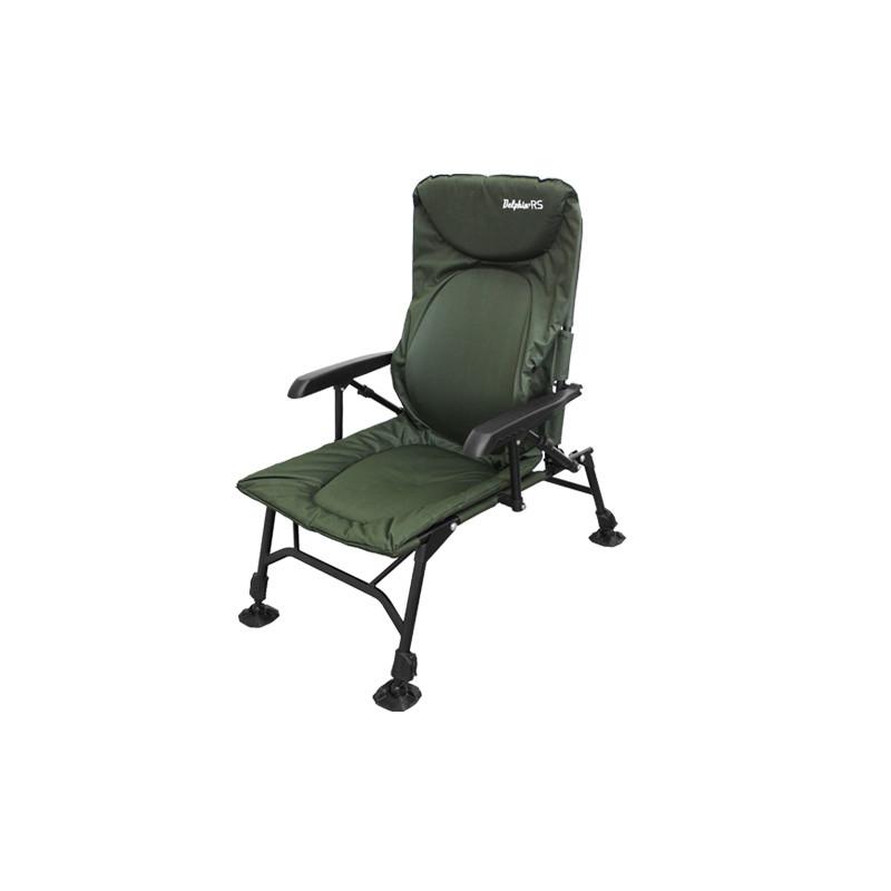 Nastaviteľná rybárska stolička Delphin RS