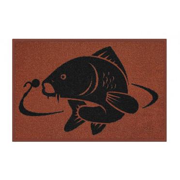 Rybárska rohož kapor 60x40cm 2ks v balení