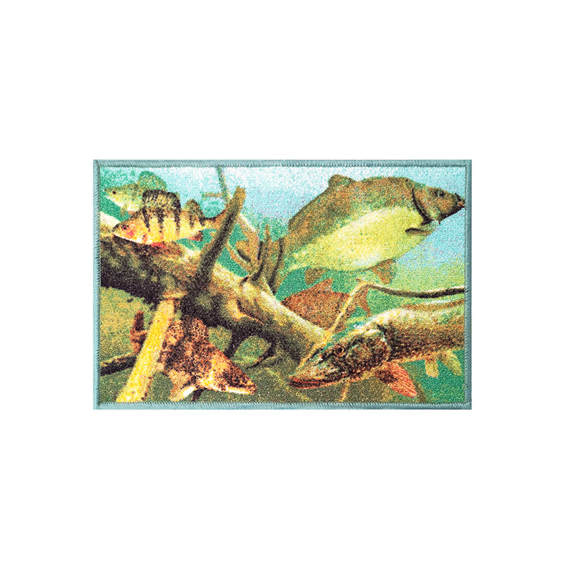 Rohož Delphin AQUA 60x40cm 2ks v balení