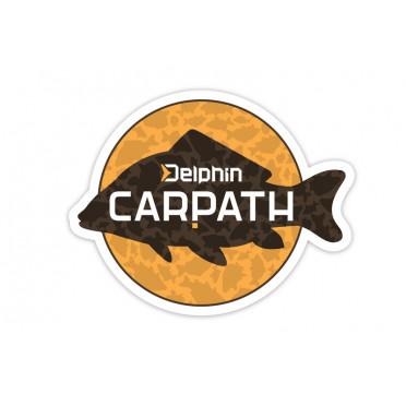 Samolepka Delphin CARPATH 95x75mm