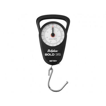 Mechanická váha Delphin BOLD 35 do 35kg 2ks v balení