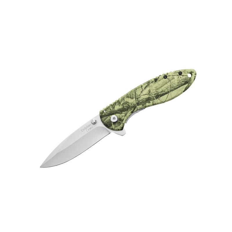 Skladací nôž Delphin CAMU čepeľ 8,5cm