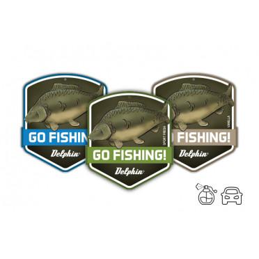Vôňa do auta GO FISHING! Carp Sport fresh