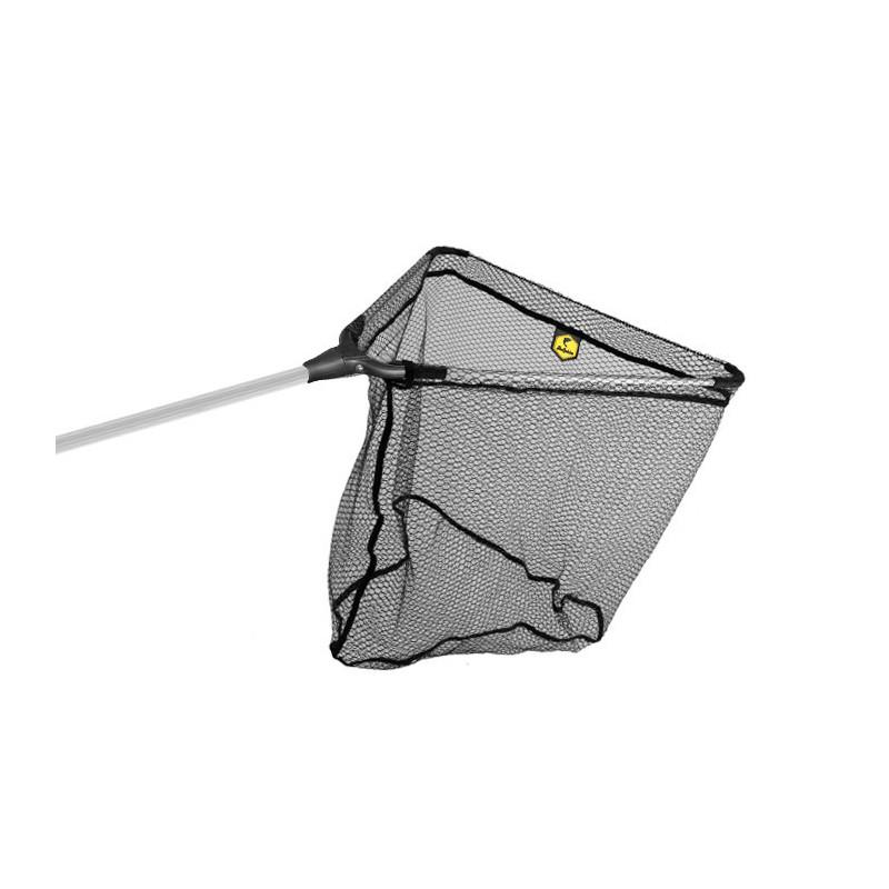 Podberák Delphin - plastový stred / 2 diely 60x60/200cm na ryby