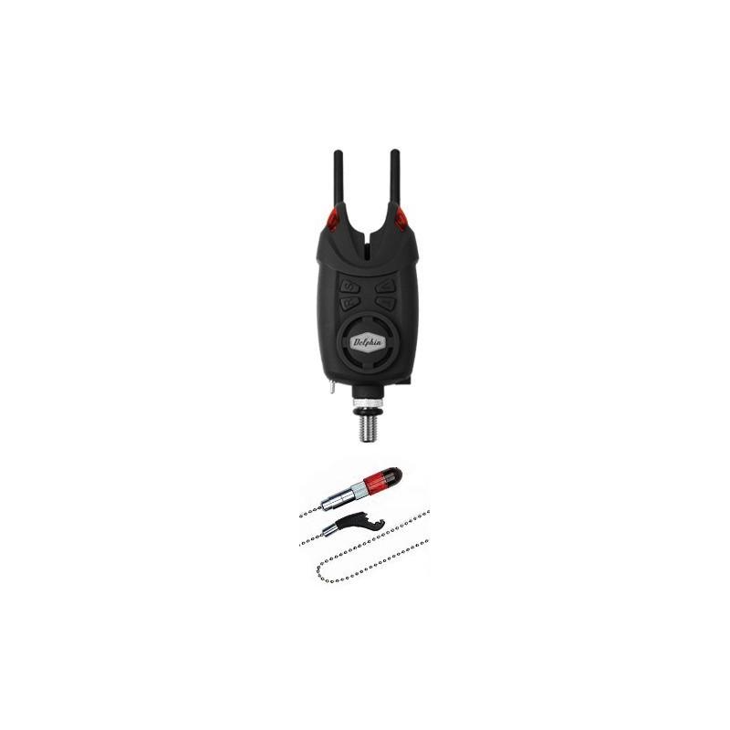Signalizátor pre sadu OPTIMO 9V+CSW II+snag červený