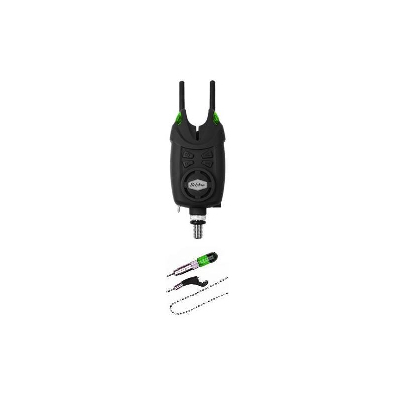 Signalizátor pre sadu OPTIMO 9V+CSWII+snag - zelený
